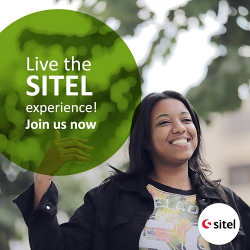 Join us now @Sitel Group
